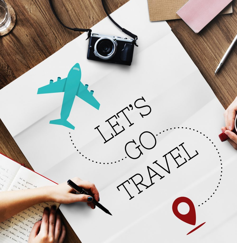 let's go travel travelling planning
